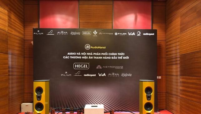 AudioSolutions, Pilium, Metronome, AudioQuest cùng nhau tỏa sáng tại AV Show lần thứ 17