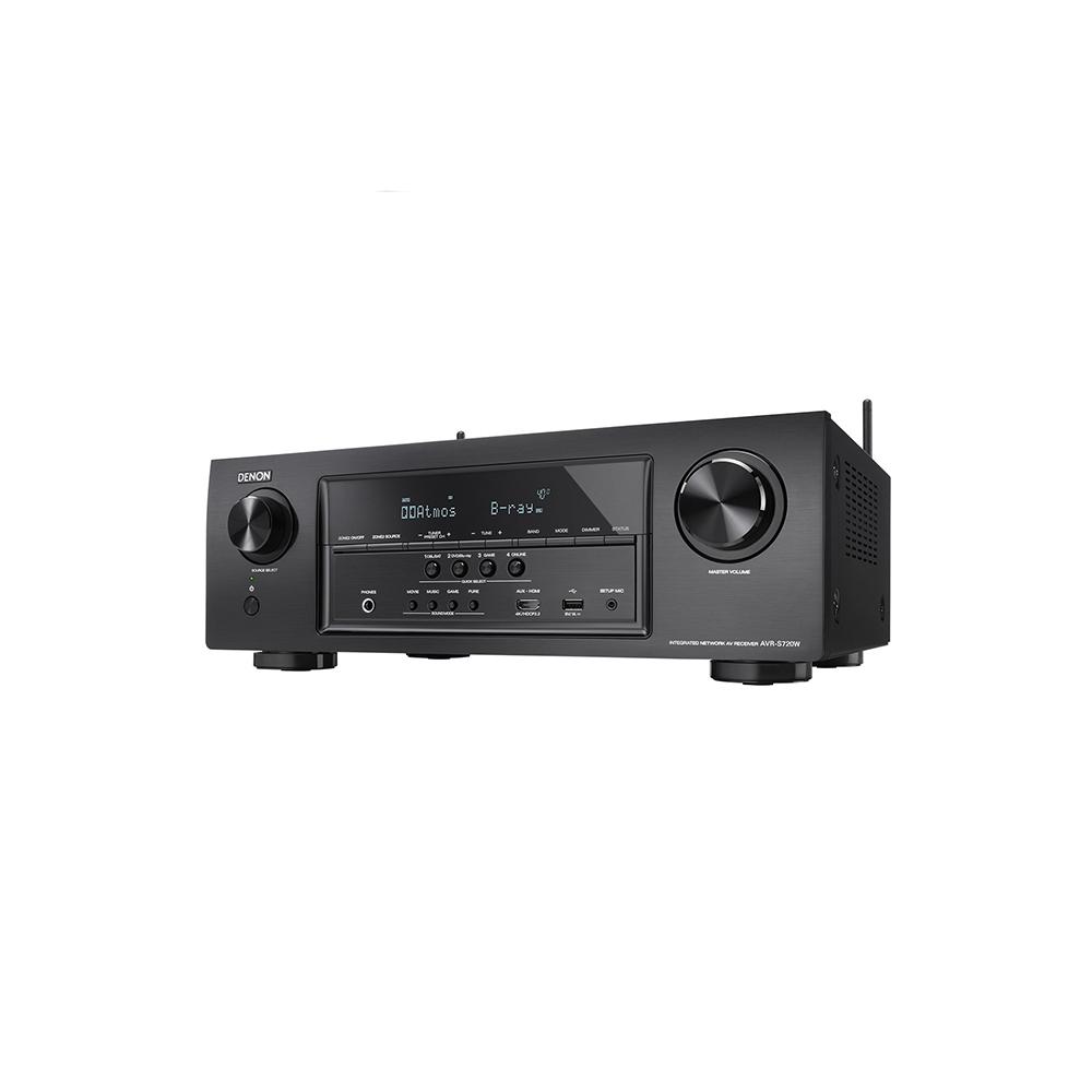 Ampli Denon AVR-S720W