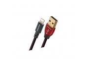 Dây tín hiệu USB lightning AudioQuest Cinnamon
