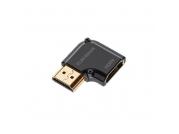 Giắc chuyển đổi AudioQuest HDMI 90º nu/R