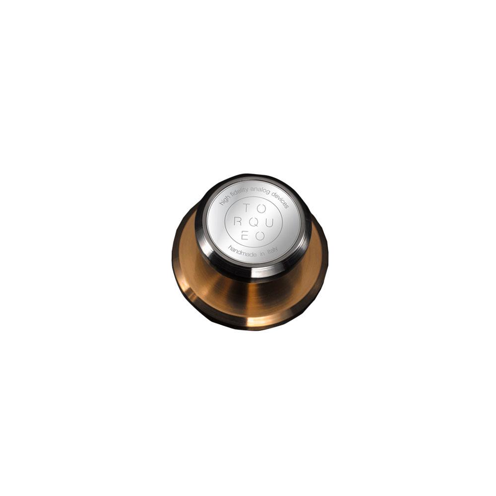 Chặn đĩa than Torqueo Audio T – Clamp 18 Karat gold plated