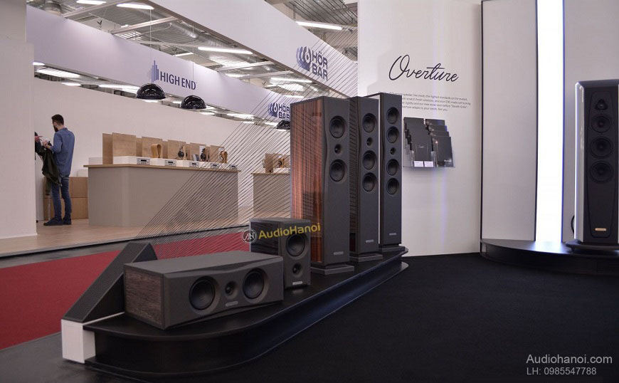 Loa AudioSolutions Overture O204F