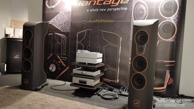 Loa AudioSolutions Vantage L Anniversary chat