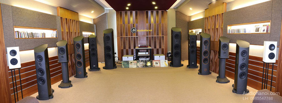 Loa AudioSolutions Vantage S tot