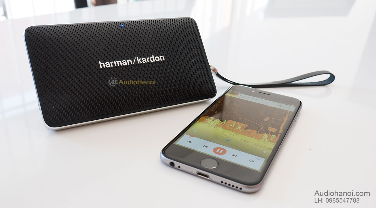 loa Harman Kardon Esquire Mini tot