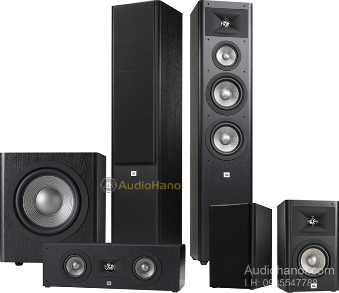 loa JBL Studio Sub 260P chat