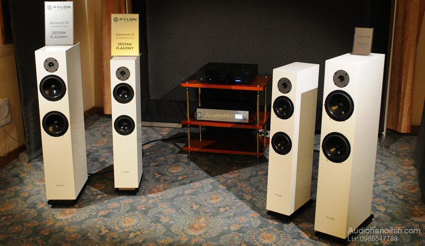 loa pylon audio diamond 28 6