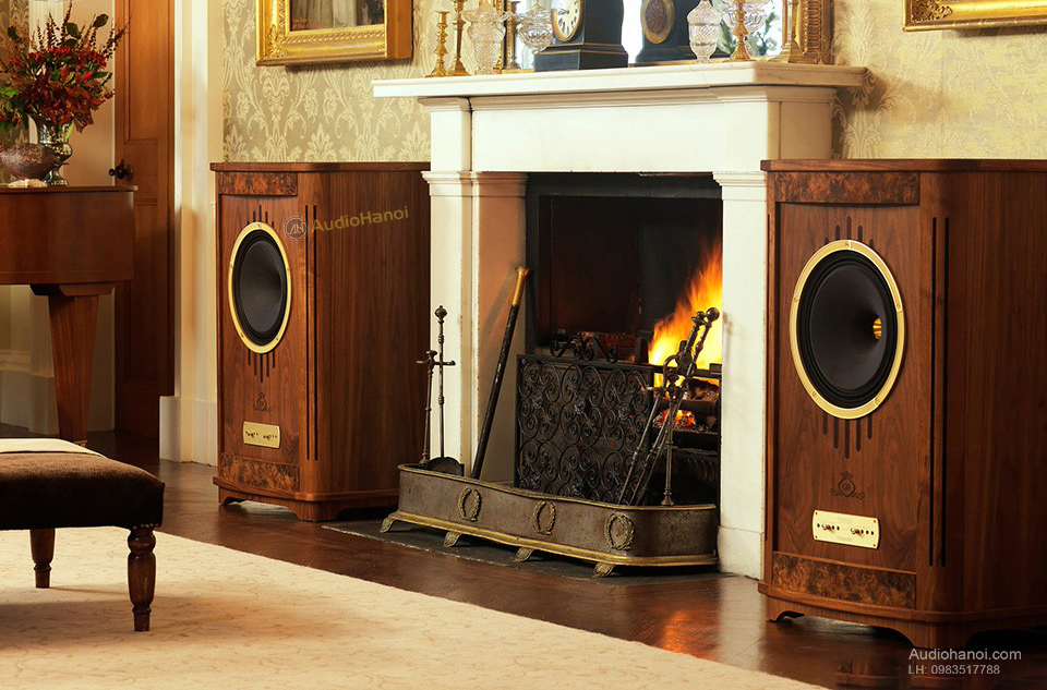 loa Tannoy Canterburry GR chat