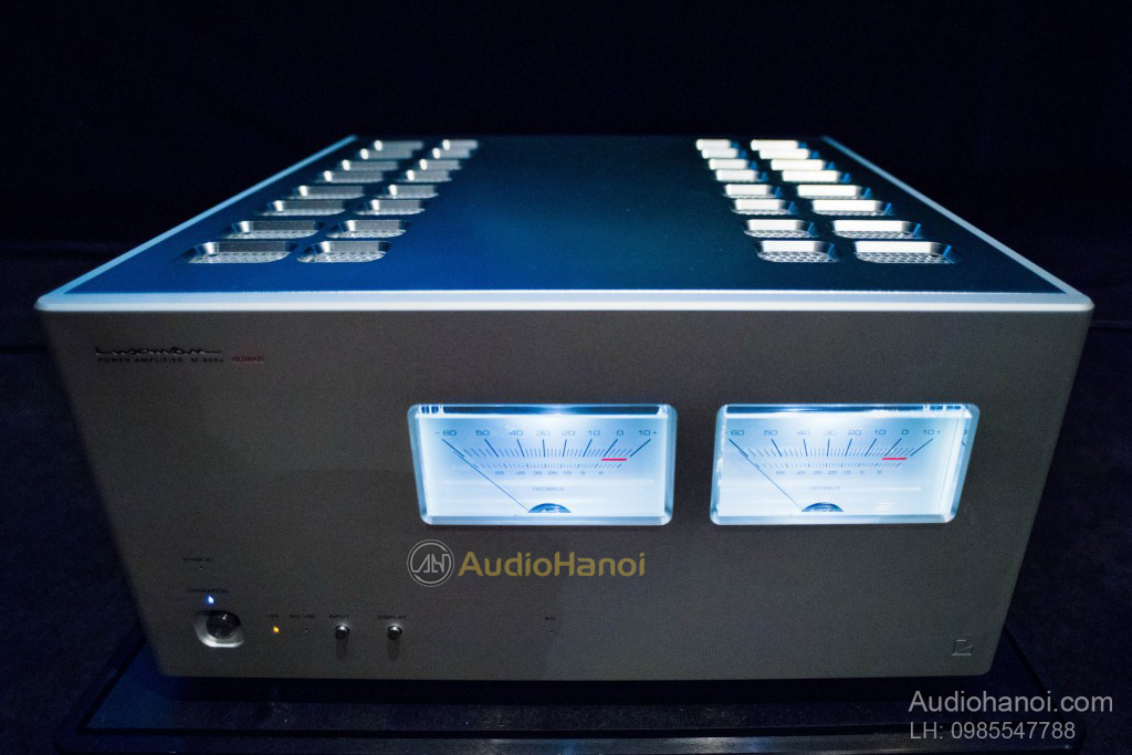Power ampli Luxman M-900U