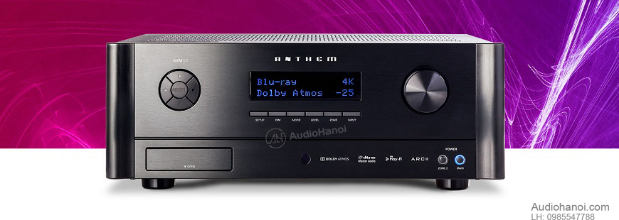 pre ampli Anthem Performance AVM 60 chat