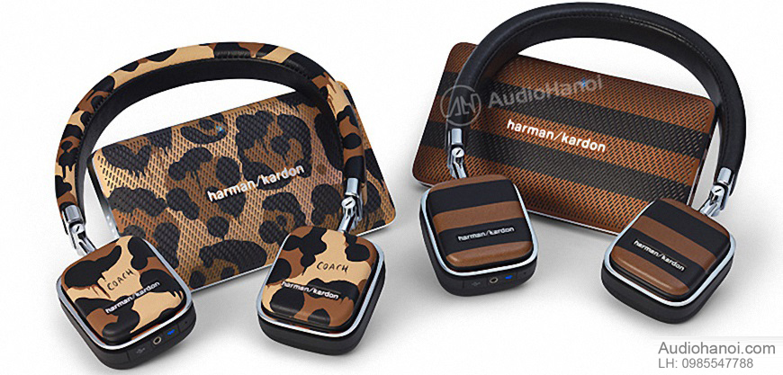 tai nghe Harman Kardon Soho Wireless Coach Limited Edition tot