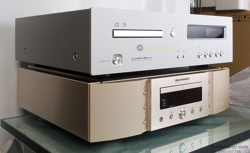 dau SACD/CD Luxman D-05U chat