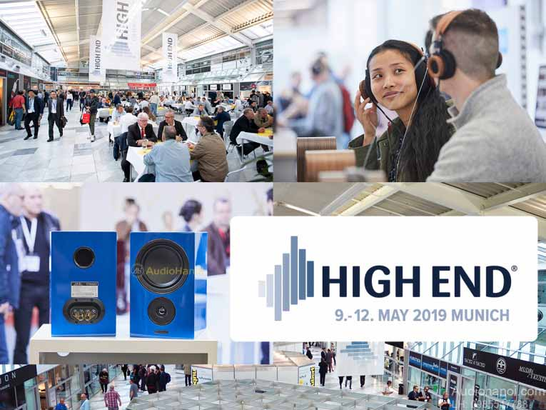 High End Munich Show 2019