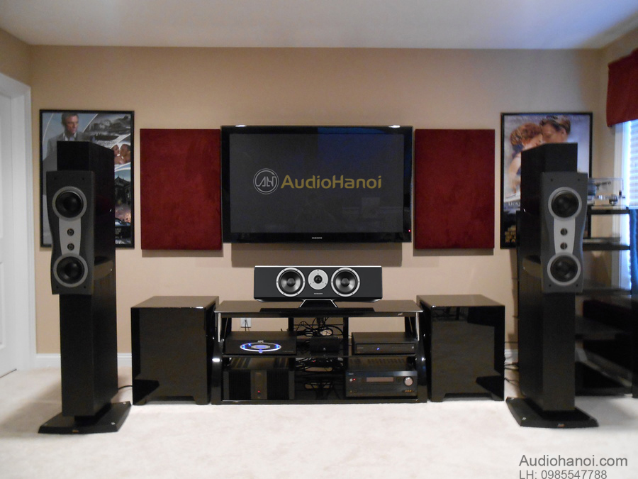 Loa Dynaudio Excite X28 Center chat