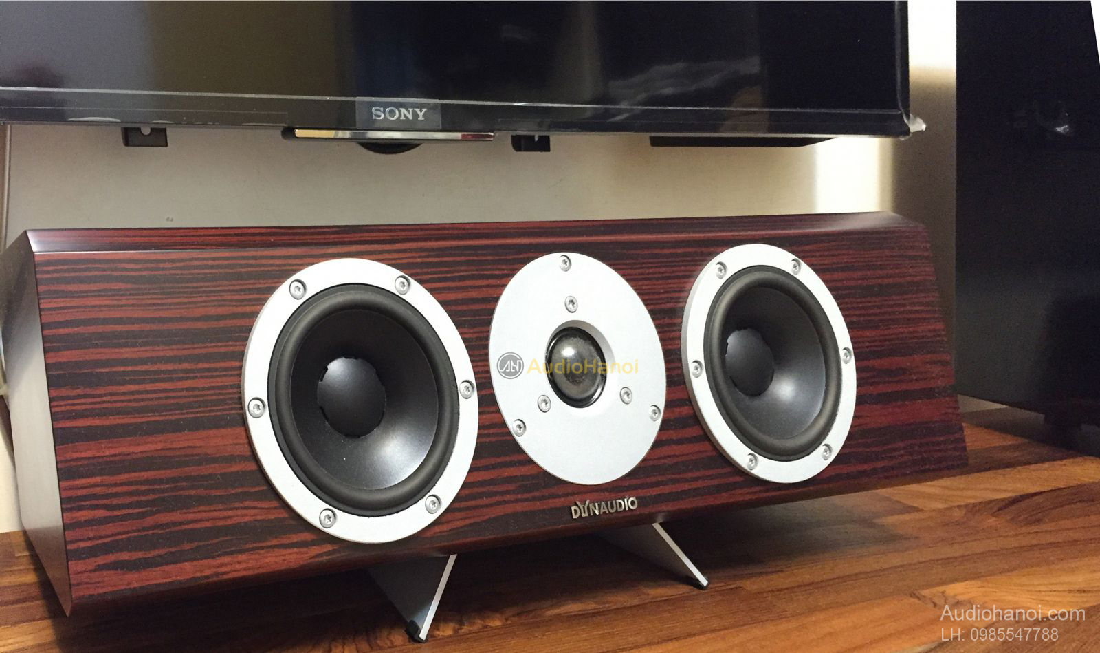 loa Dynaudio Excite X24 Center dep