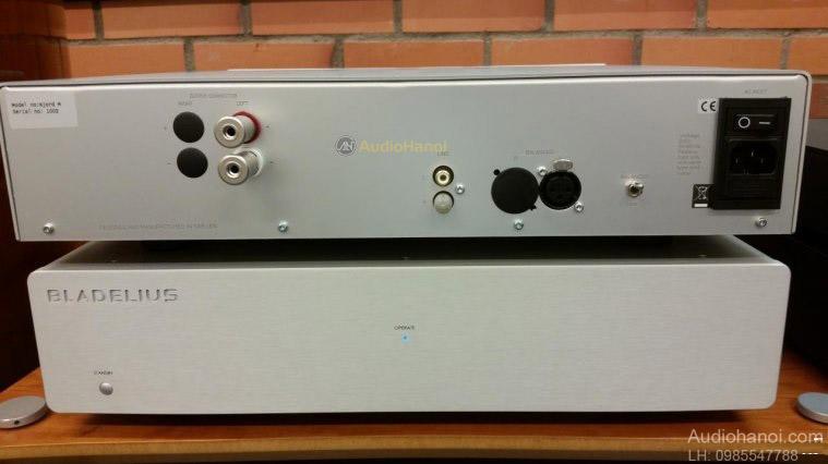 Power ampli Bladelius Njord M hay