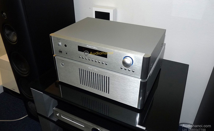 Power ampli Rotel RB-1582MKII chat